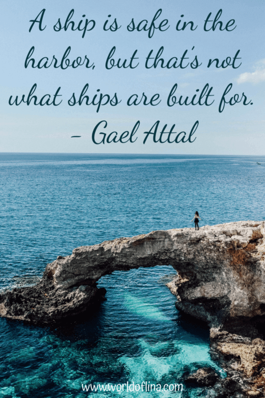 50 Best Solo Travel Quotes Inspiring Travel Alone Quotes World Of Lina