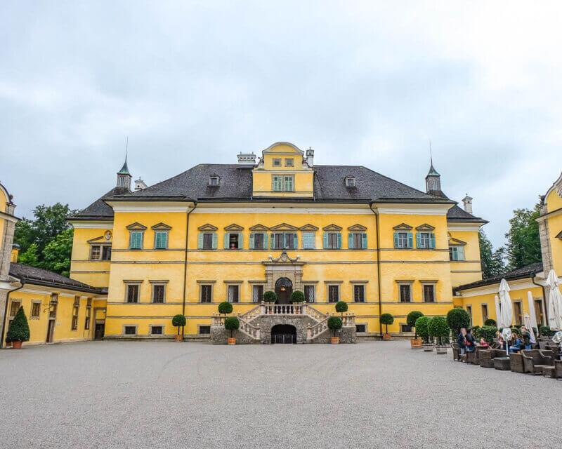 landmarks in Austria